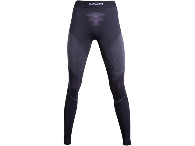 UYN Visyon UW Long Pants Women charcoal/raspberry/white
